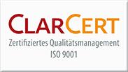zertifiziertes Qulitätsmanagement